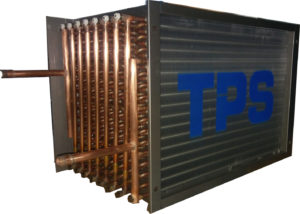 Coil with TPS logo